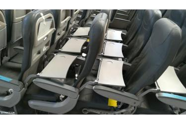 2 SS. Recaro Seats Model 3510A 377 Series for A320 Fam.