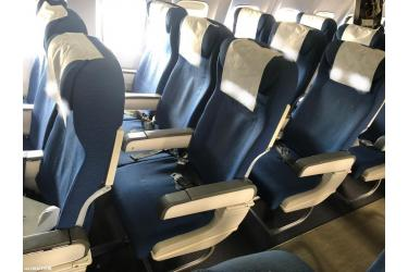 B737-500 Economy Class seats Model 3410, 763 series